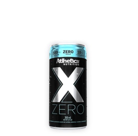 X ZERO (269ml) - Atlhetica