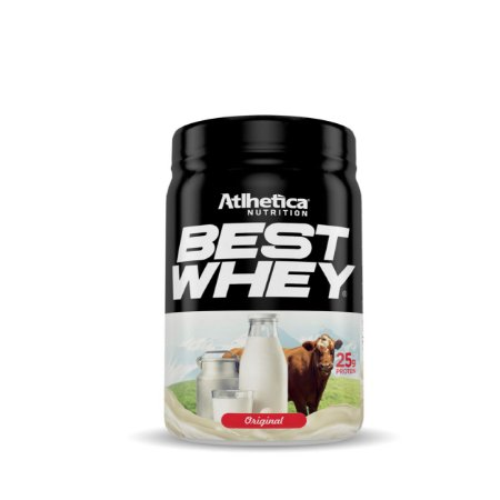 BEST WHEY (450G) ATLHETICA NUTRITION