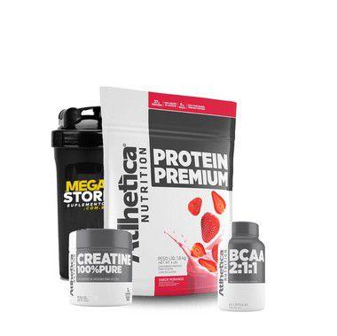 Premium kit (1,8kg) - Atlhetica