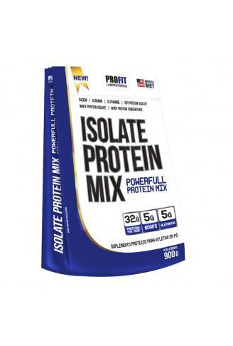 Isolate Protein Mix (900g) Refil - Profit Labs