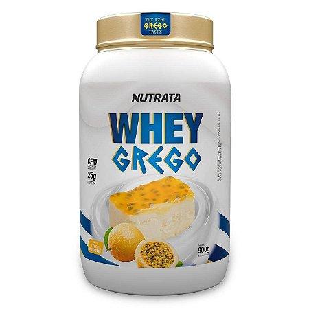 Whey Grego  - Nutrata (900g)