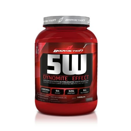 5W WHEY PROTEIN (900g) - BODY ACTION