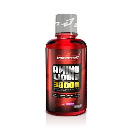 AMINO LIQUID 38000 (480ML) - BODYACTION