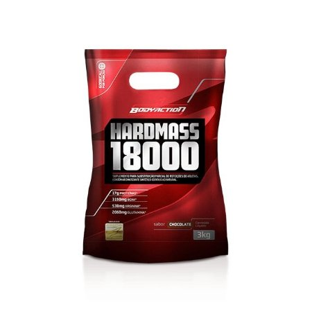 HARD MASS 18000 - BODYACTION 3kg