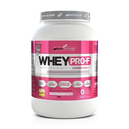 Whey Pro-F (900g) Body Action