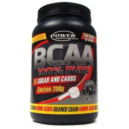 BCAA 100% Pure (200g) - Power Supplements