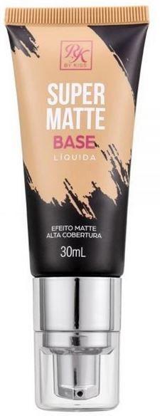 Base Super Matte  -Cor Nude
