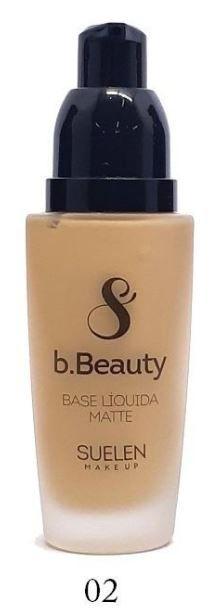 Base Líquida Beauty Suelen Makeup - Cor 02