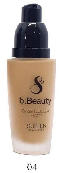 Base Líquida Beauty Suelen Makeup - Cor 04
