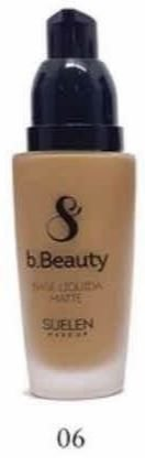Base Líquida Beauty Suelen Makeup - Cor 06
