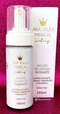 Mousse de Limpeza -Ana Paula Marçal