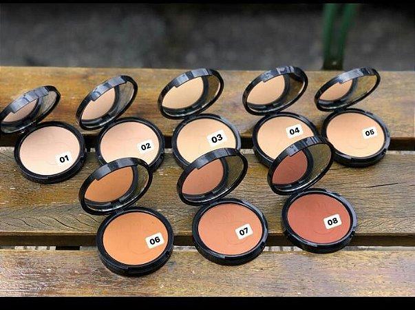 Pó Compacto Suelen Makeup - Cor 07