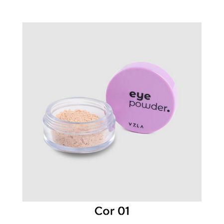 EYE POWDER - VIZZELA COR 01