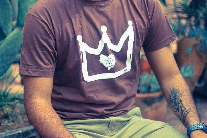 Camiseta Coroa Caso Real