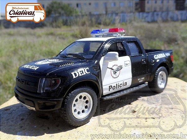 Ford F-150 Raptor Polícia Civil DEIC Garra