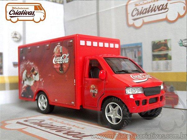 Caminhão Coca-Cola Natal