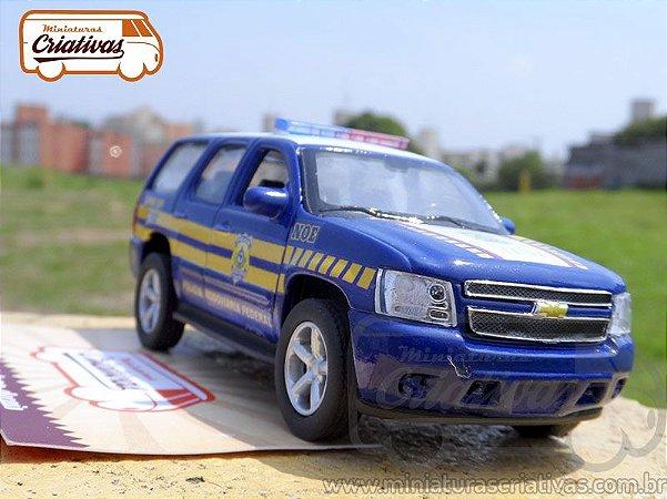 Chevrolet Blazer Tahoe - PRF NOE  Polícia Rodoviária Federal