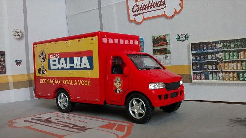 Caminhão Casas Bahia