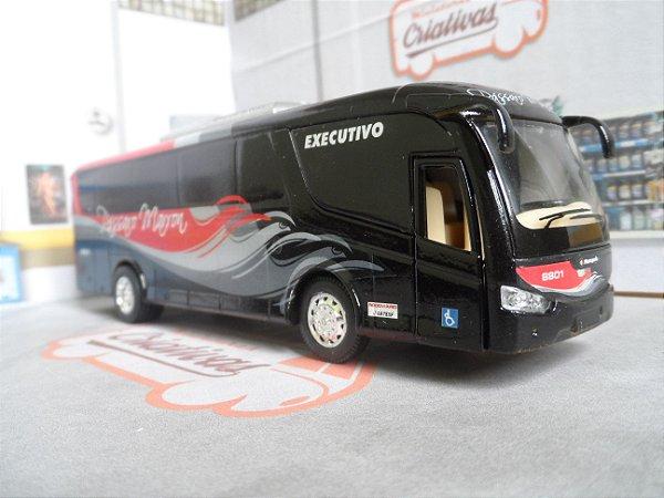 Ônibus Rodoviário Pássaro Marron Executivo