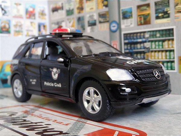 Oferta - Mercedes ML-class Polícia Civil SP
