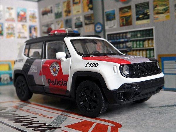 Oferta - Jeep Renegade Polícia Militar Sp Pmesp 1/36