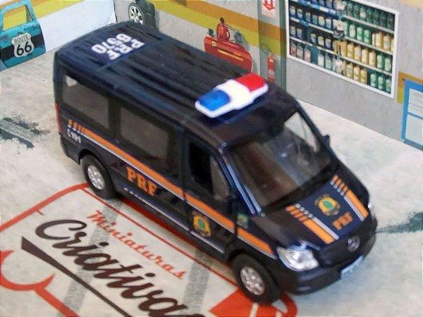 Oferta - miniatura Sprinter Base Prf Polícia Rodoviária Federal