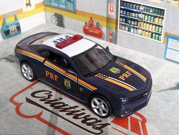 Oferta - miniatura Viatura Camaro - Prf Polícia Rodoviária Federal