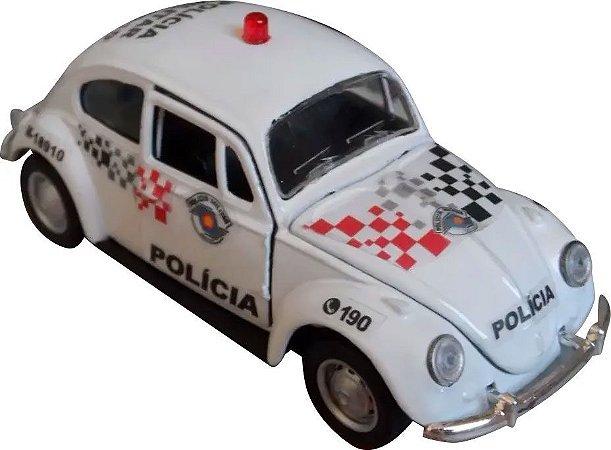 Oferta - miniatura Vw Fusca Polícia Militar Pm Sp