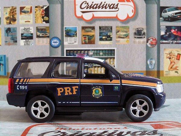 Oferta - Miniatura Prf Polícia Rodoviária Federal - Blazer Tahoe