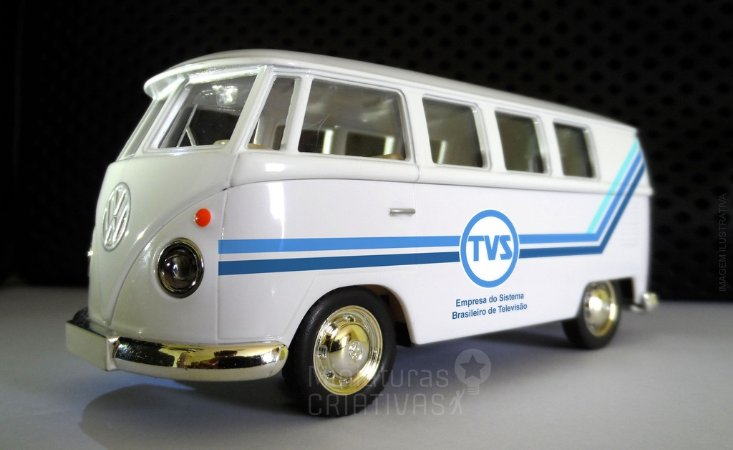 Miniatura Kombi TVS