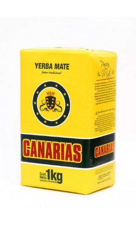 Erva Mate Canarias 1 Kg
