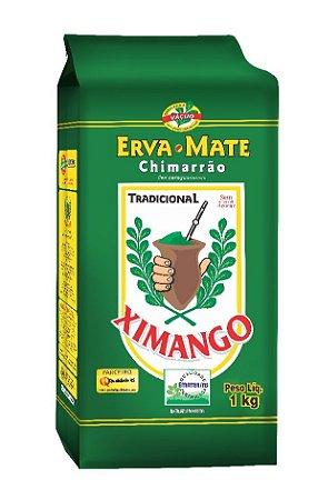 Erva-mate Ximango Tradicional 1 Kg a vácuo
