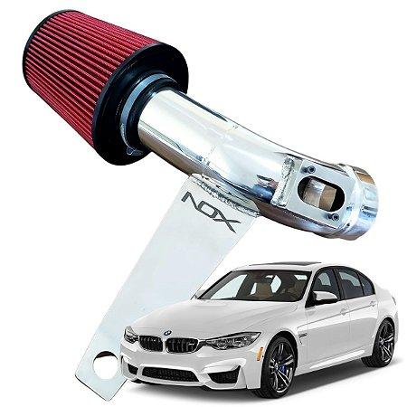 Kit Intake + Filtro De Ar Esportivo Bmw N20 120i 125i 320i 328i 420i 428i 52i 528i