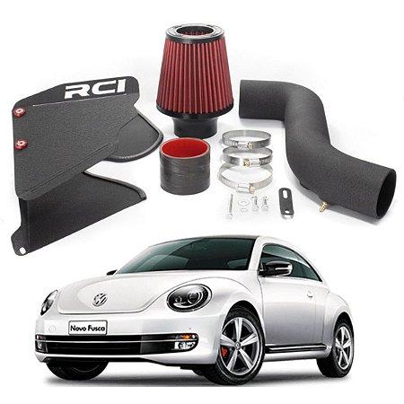 Kit Intake + Filtro De Ar Esportivo Fusca Tsi 211cv Rci093