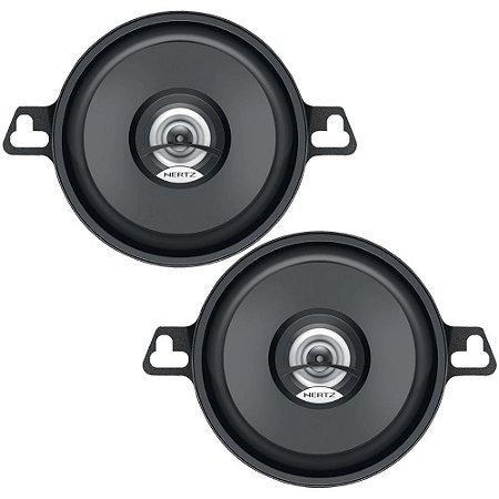 Alto Falante Kit Hertz 3,4 Polegadas 60rms Dcx 87.3 Painel Jeep Renegade Compass Som Automotivo