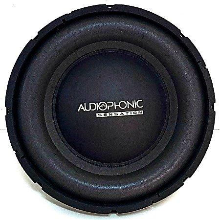 Subwoofer Falante Audiophonic Sensation 12 Pol 250rms 2ohms Som Automotivo