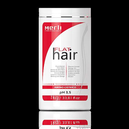 Flat Hair - Máscara - 1kg