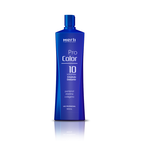 Pro Color - Oxigenada 10v. - 900ml