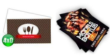Kit impressos promocionais