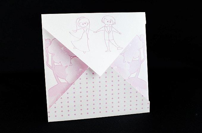 Convites de casamento - Moderno 02