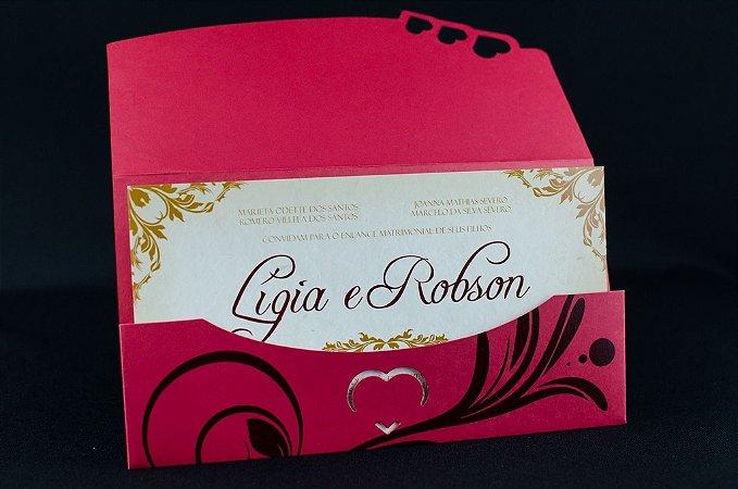 Convites de casamento - Especial 01