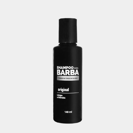 SHAMPOO PARA BARBA USEBARBA ORIGINAL 140 ML