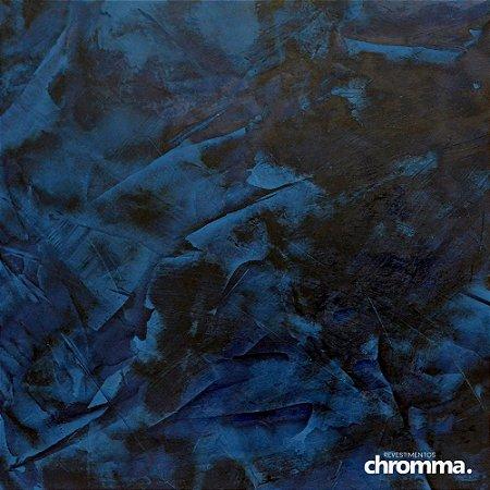 Efeito Marmore Chromma AZUL IMPERIAL - Galão 5,00kg