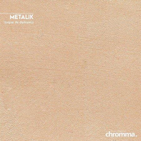 Metalik Chromma TOQUE DE DAMASCO - Pote 1,15kg