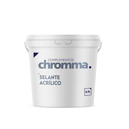 Selante Acrílico Chromma Pote 0,9L