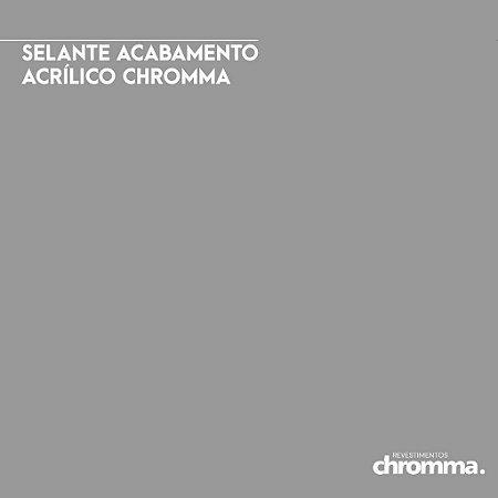 Selante Acabamento Acrílico Chromma Pote 0,9L