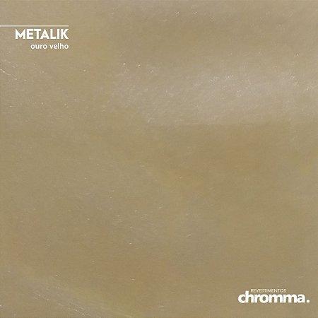 Metalik Chromma OURO VELHO - Galão 3,50kg