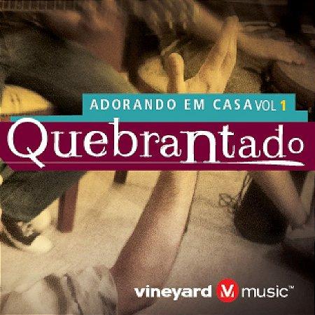 CD ADORANDO EM CASA VOL 1