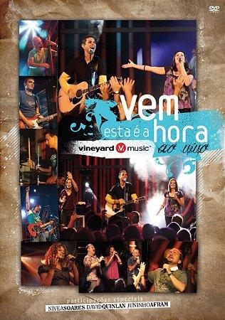 DVD VEM ESTA É A HORA (AO VIVO)