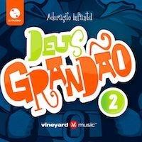 CD E PLAYBACK DEUS GRANDÃO VOL 2